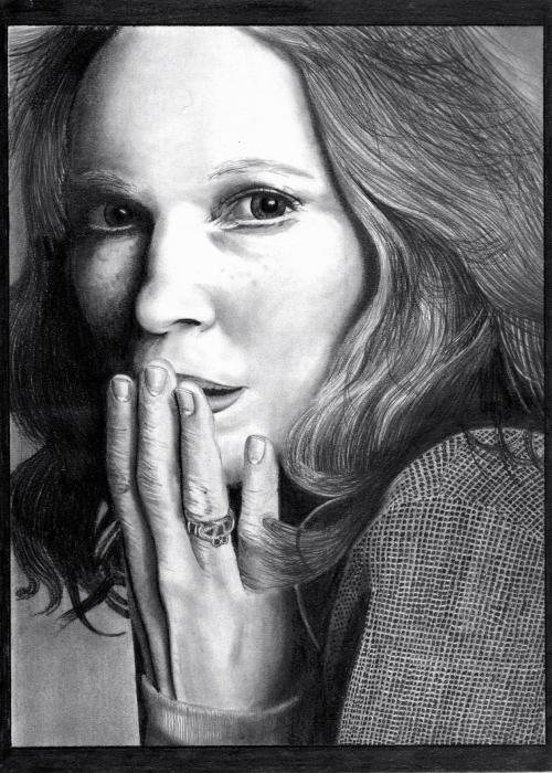 Mia Farrow by depo